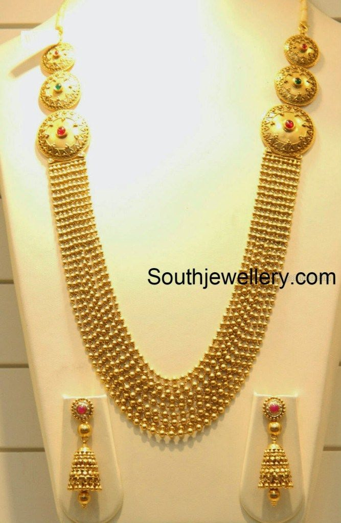 chandraharam_latest_models-667x1024.jpg (667×1024) | gold gold ...