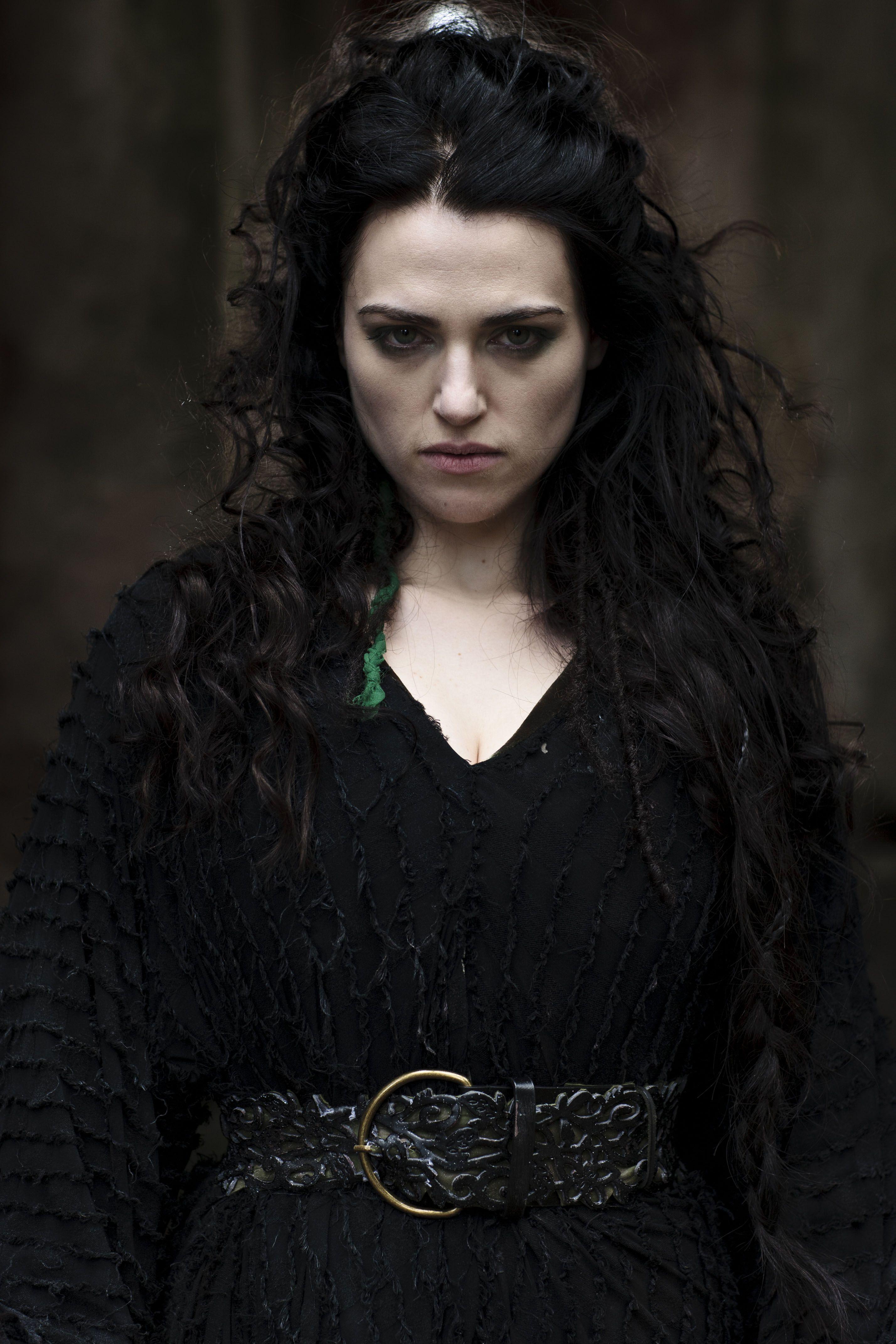 Cosplay Morgana Pendragon Bbc One S Merlin Katie Mcgrath Merlin Morgana Merlin