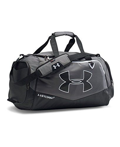 9bd74a01787 Under Armour Storm Undeniable II MD Duffle Graphite 040 One Size -- Find  out more about the great product at the image link.