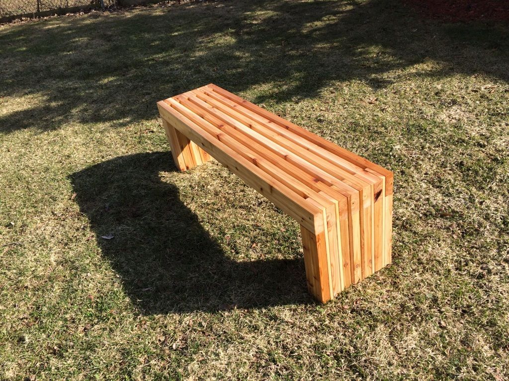 Diy Outdoor Furniture Tips For Making Your Own Outdoor Furniture Patio Bench Diy