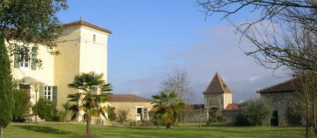 Pigeonnier porche d'En Tudelle, Lussan, Gers