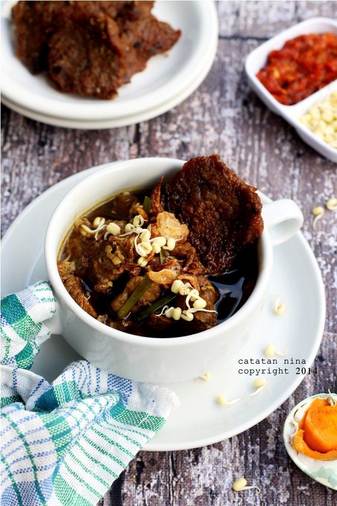 Catatan Nina Rawon Empal Makanan Resep Masakan Cina Resep Masakan Indonesia