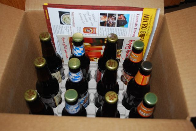 Craft Beer Club Via 14 Best Subscription Boxes For Giving The