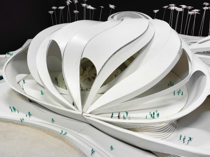 Photo keinz faksimile digital maquette pinterest for Architecture organique exemple