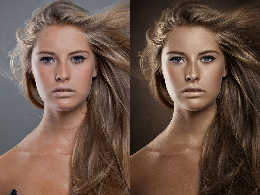 Как при обработки фото получить естественные цвета