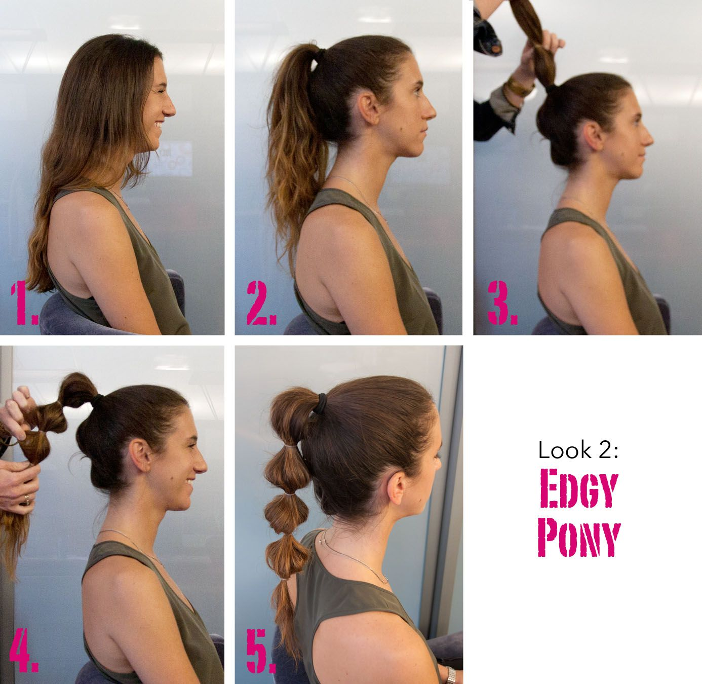 Edgy Pony How-to