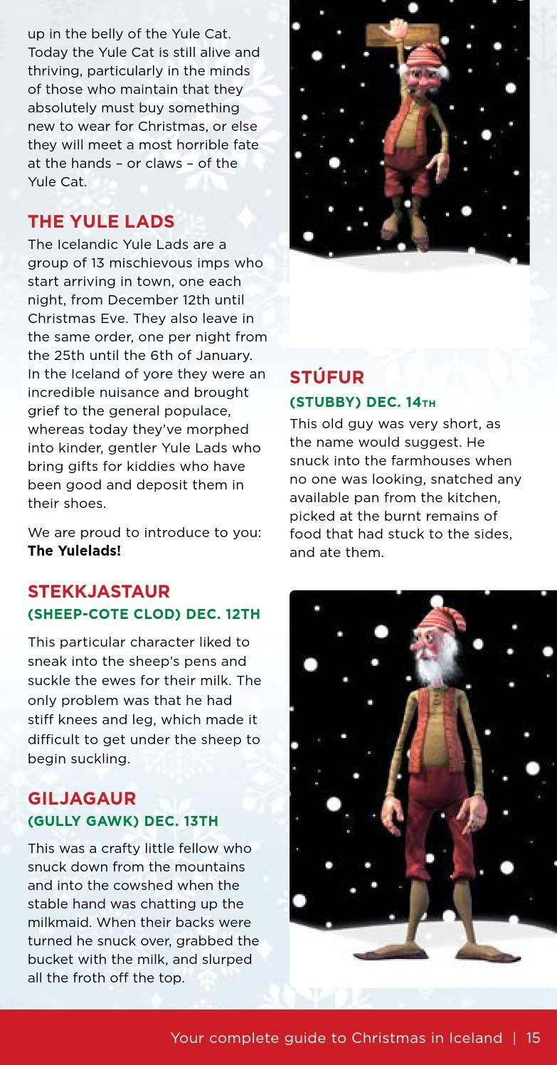 Reykjavik Christmas Guide 2013 | Holiday traditions, Hannukah and ...