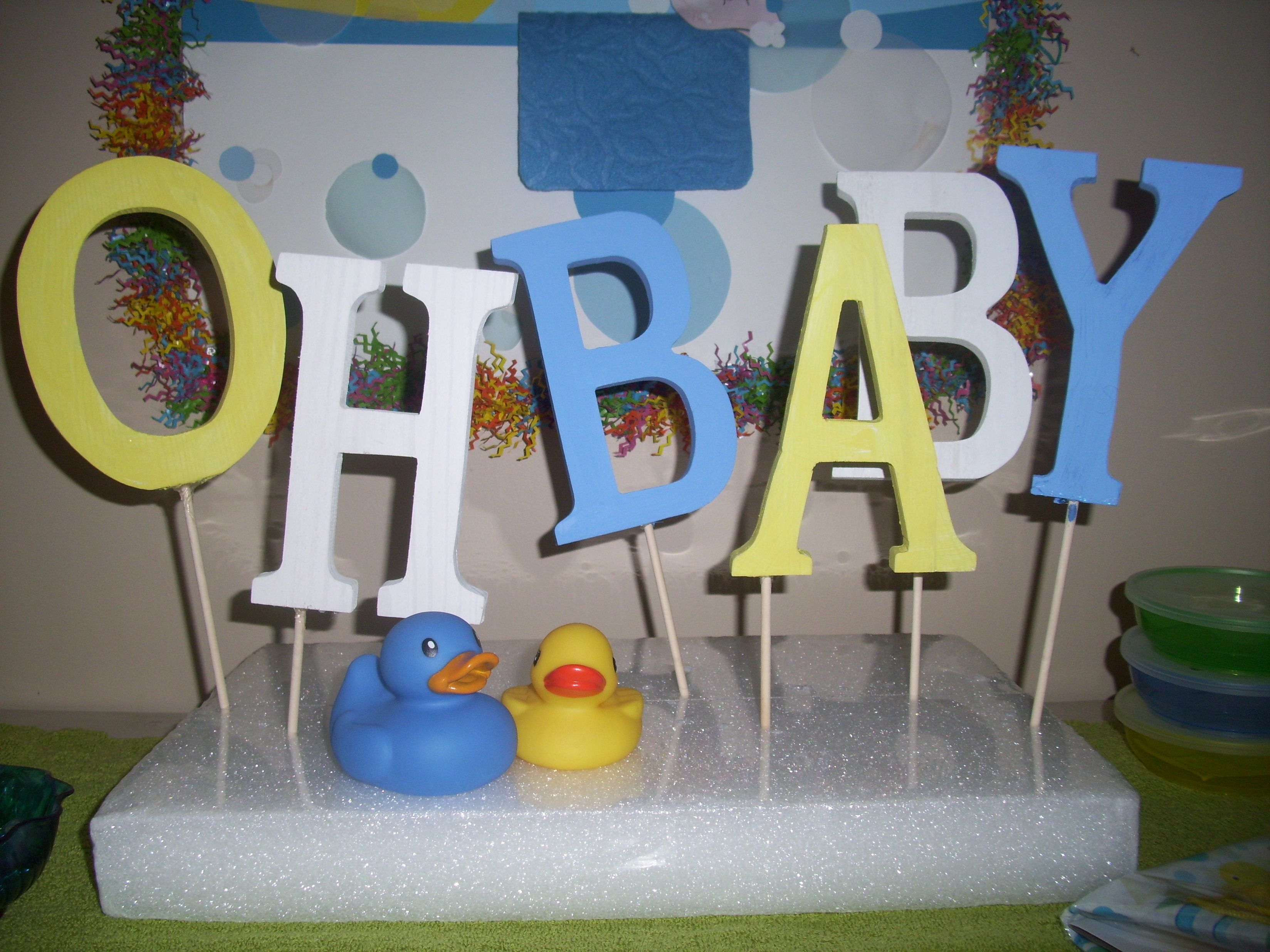 rubber ducky baby shower parties pinterest
