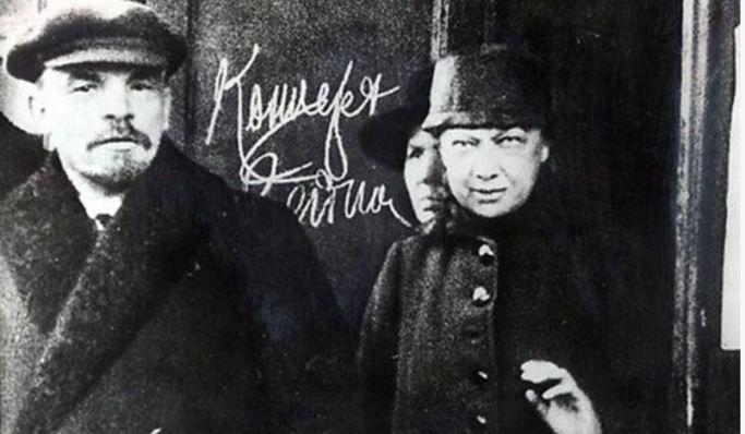 Một chân dung khác về Lenin