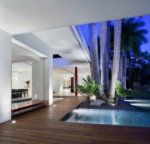 Casa SB modern pool Vacation Spots for the Hubby and I Pinterest