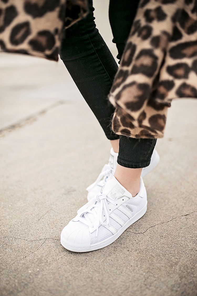 how to style adidas superstar sneakers | Top Influencers