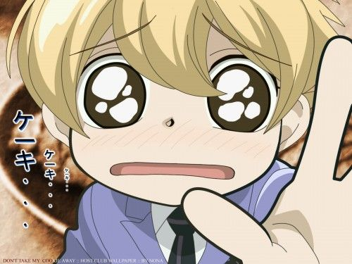 "Ouran Host Club: ""No more cake."""