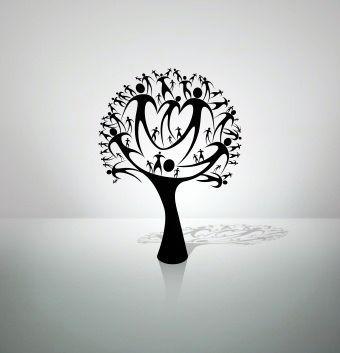 Tattoo Family Tree Things I Like Pinterest Tree Tattoo