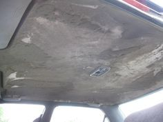 replace that saggy torn or rotted headliner with this easy to follow tutorial diy car. Black Bedroom Furniture Sets. Home Design Ideas