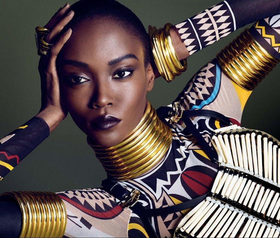 HLK #afrikanischerstil