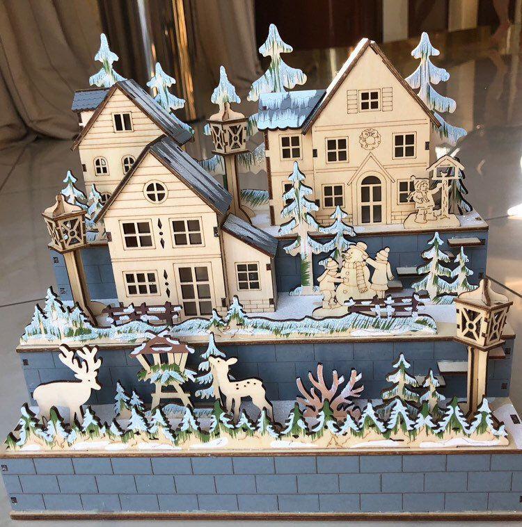 Lampe, village, village hivernal, fait main, bois, cadeau, Noël, décoration, décoration de Noël #déconoelfaitmain J'ai le plaisir de vous présenter cet article de ma boutique #etsy: Lampe, village, village hivernal, fait main, bois, cadeau, Noël, décoration, décoration de Noël #articlespourlamaison #eclairage #noel #bois #deco #decoration #decor #cadeau #decorationdenoel #faitmain #déconoelfaitmain Lampe, village, village hivernal, fait main, bois, cadeau, Noël, décoration, décor #déconoelfaitmain