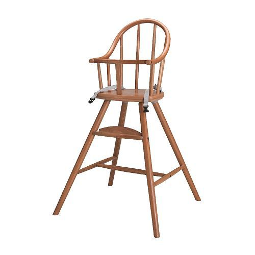 Ikea High Chair Electronic Wheel India Gulliver Highchair Baby Antique Stain For The Home