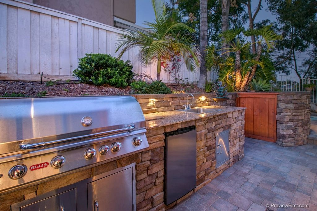 Great Contemporary Patio With Raised Beds Exterior Stone Floors In San Diego Ca Contemporary Patio Stone Flooring Exterior Stone