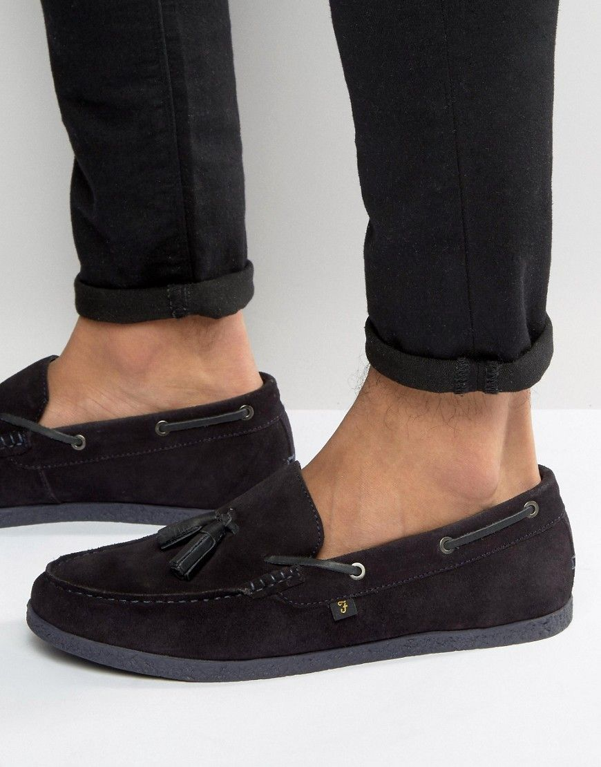 Men Trainers House of Hounds Regal Patent Loafers