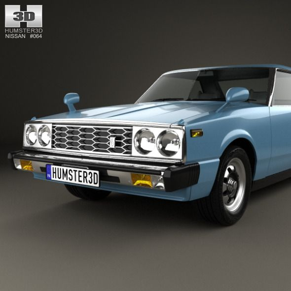 Nissan Skyline  C210  Gt Coupe 1977