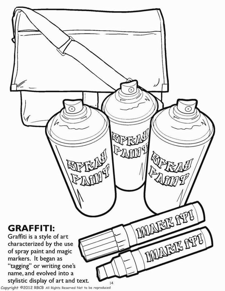 Gangsta Coloring Book