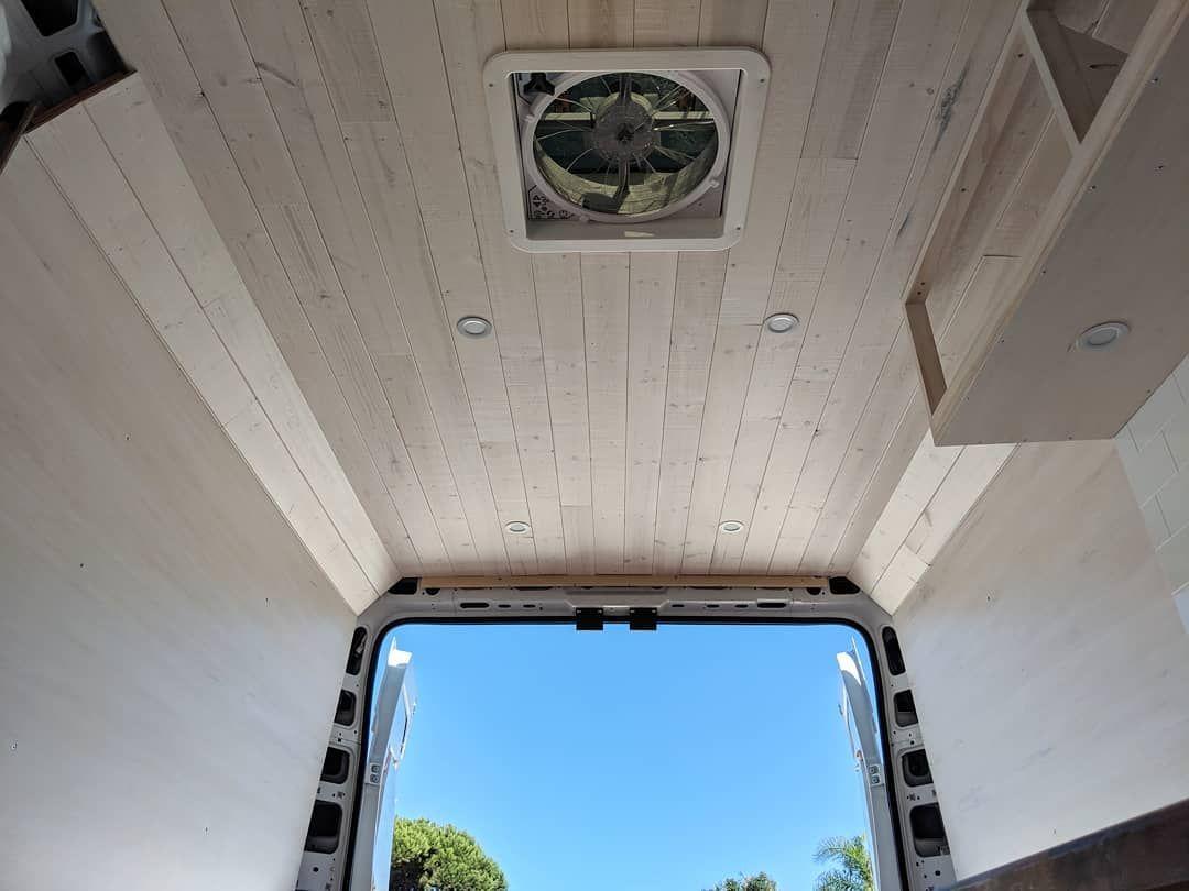 Online Business Degree Rooftop Deck Van Life Custom Vans