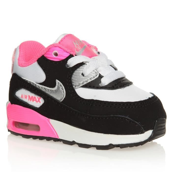 Air Max Femme Rose Blanc Noir Économies Garanties Air Max