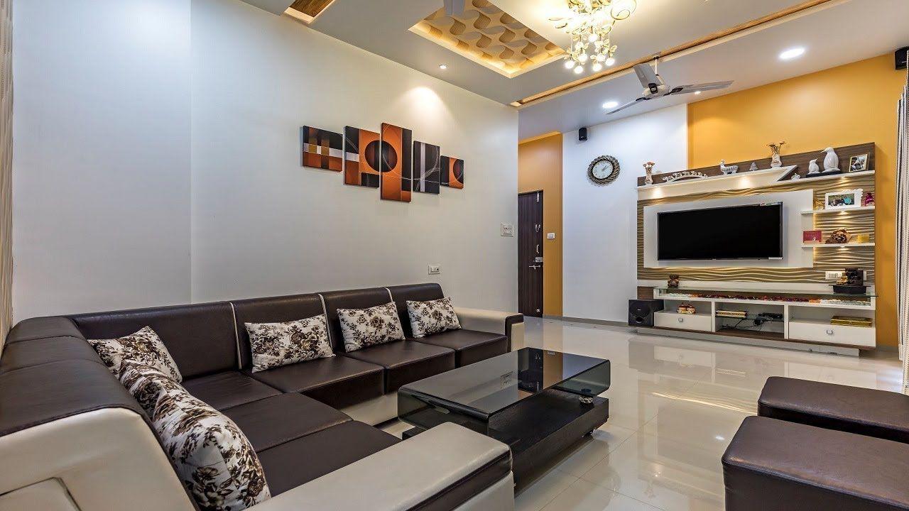 2 Bhk Flat Interior Design In Pune Cost Effective De