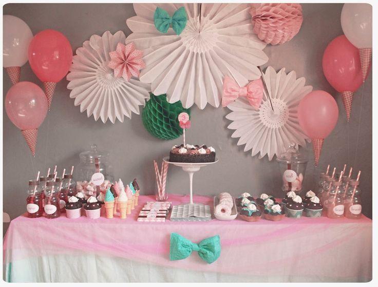 Deco chambre fille 2 ans anniversaire shanya 2016 - Deco chambre fille 5 ans ...