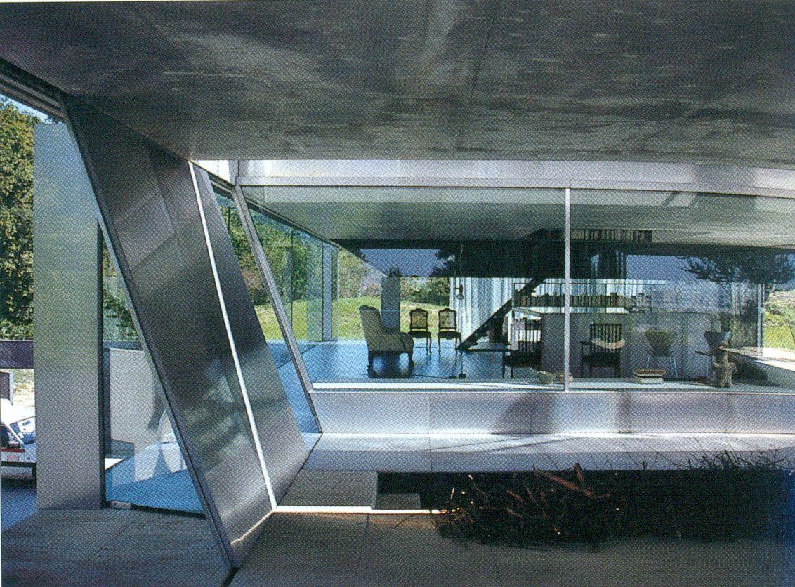 Rem koolhaas maison a bordeaux casa en burdeos 1994 1998 architecture inspiration rem - Maison de l architecture bordeaux ...