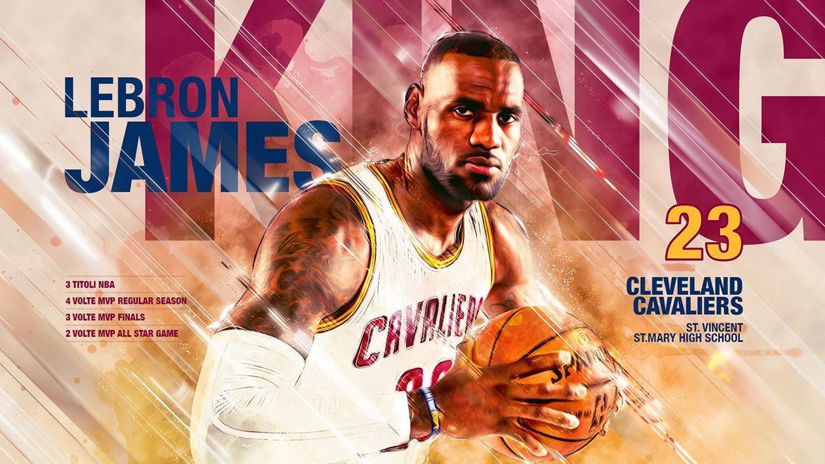 Sky Sport NBA Launch Promo on Behance
