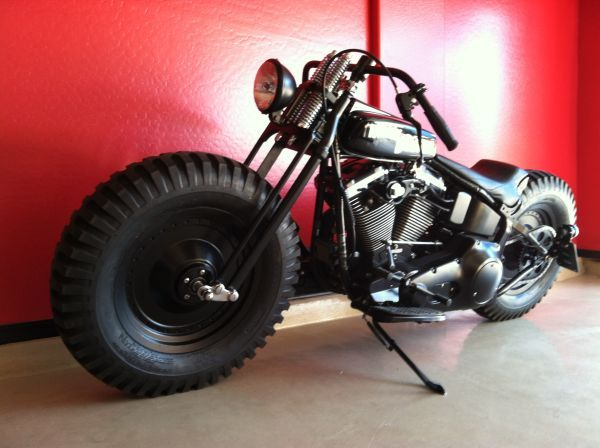 Best Awesome Jeep Tire Bobber Bobber Bike Tire 400 x 300