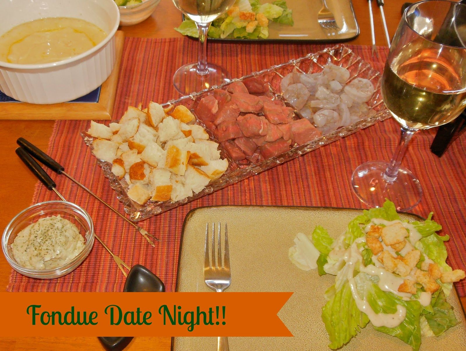Surf And Turf Dinner Party Ideas Part - 39: How To Have A Romantic Dinner With Surf And Turf Fondue