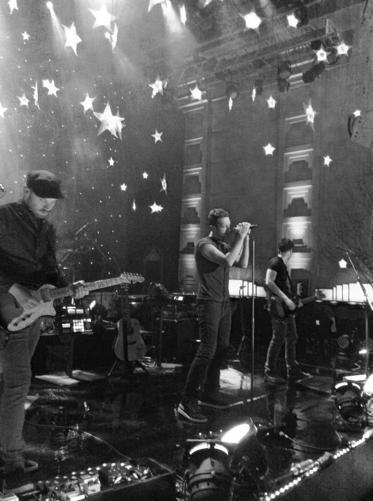 BBC Radio 2 Christmas Lights 12/8/14 Stade, Stade de france