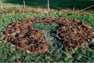 Permaculture No Dig Keyhole Beds Dig Gardens Organic 400 x 300