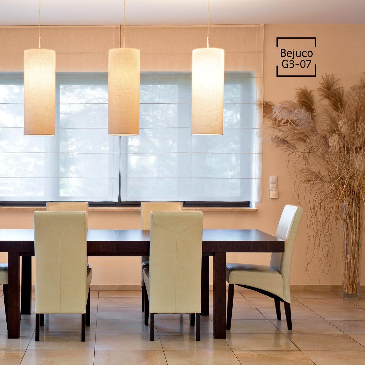 Este color dar calidez y un toque de sofisticaci n a tu for Colores de pintura para sala comedor