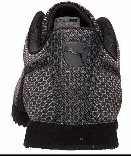 Mens Puma Roma Woven Mesh Sneakers Zapatillas Botas Tenis