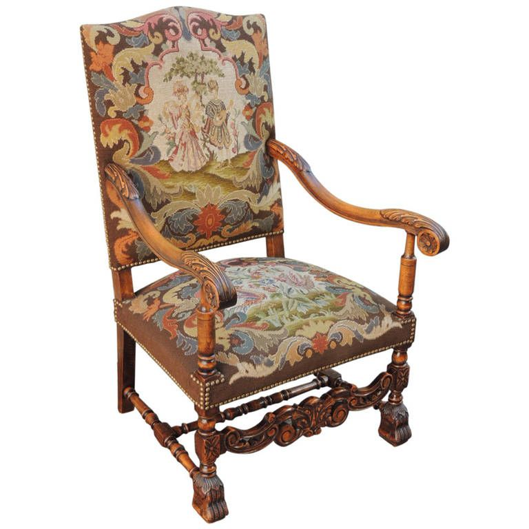 Pin by Sara Kashkosh on Arm chair   Chair, Armchair vintage
