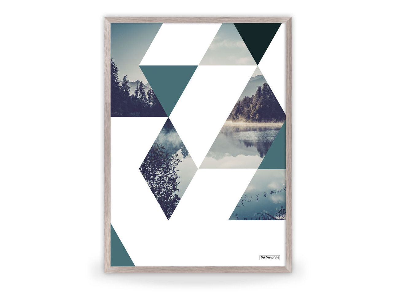 Plakat Triangles Thoughts Plakater Triangles Billeder