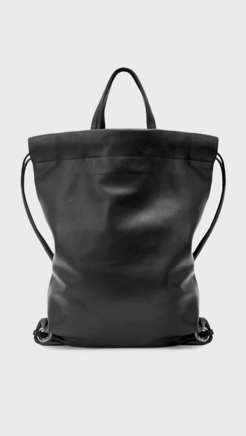 Robert Clergerie Sporty Changeable Sac In Black The Dreslyn