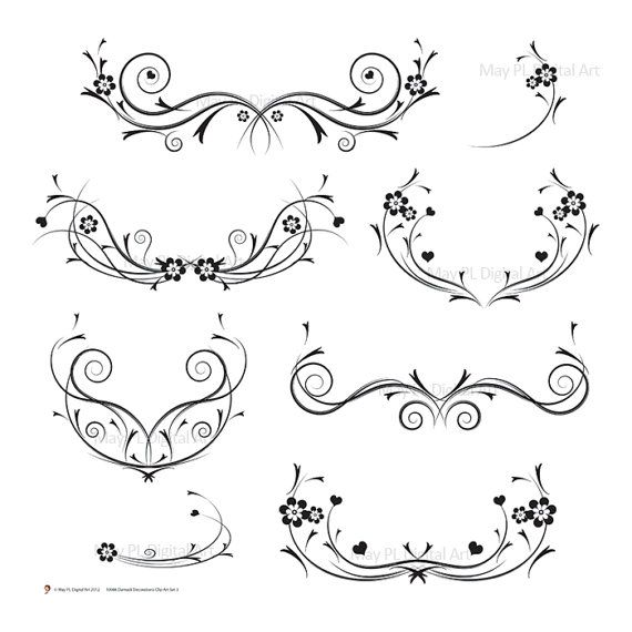 Decorative black vines png featuring floral flourish vector for decorative black vines png featuring floral flourish vector for wedding invitation cardmaking scrapbook free commercial use 10086 stopboris Image collections