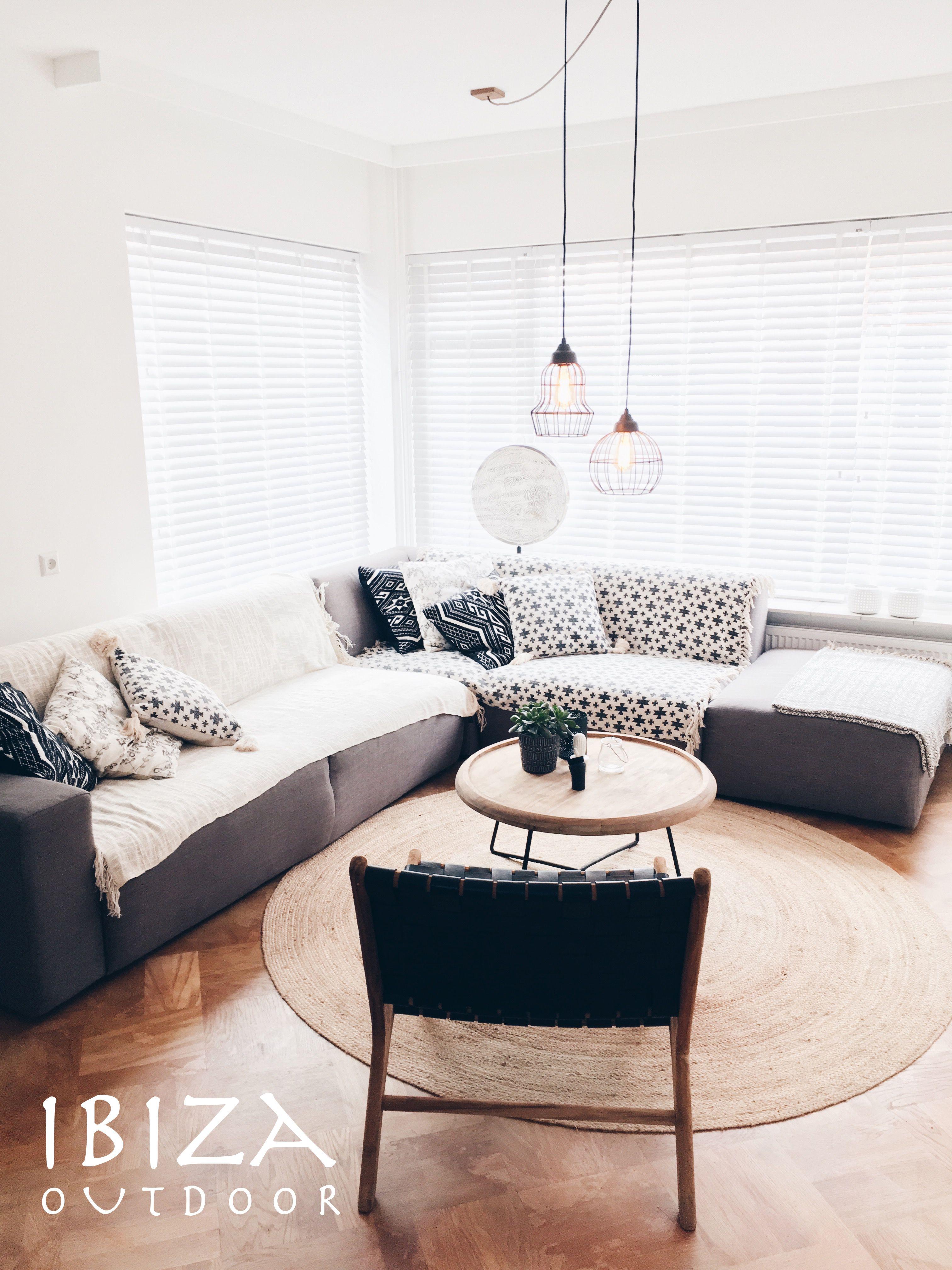 Wow! wat een mooi ingerichte woonkamer, met de ushuaia vintage ...