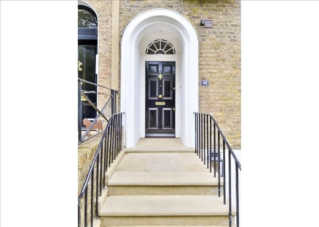 Campden Hill Square, Kensington, London, W8 | Front Door Ideas and ...