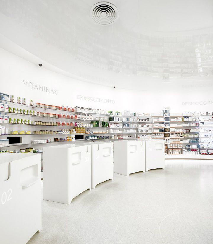 Lordelo Pharmacy By Jose Carlos Cruz Vila Real Portugal