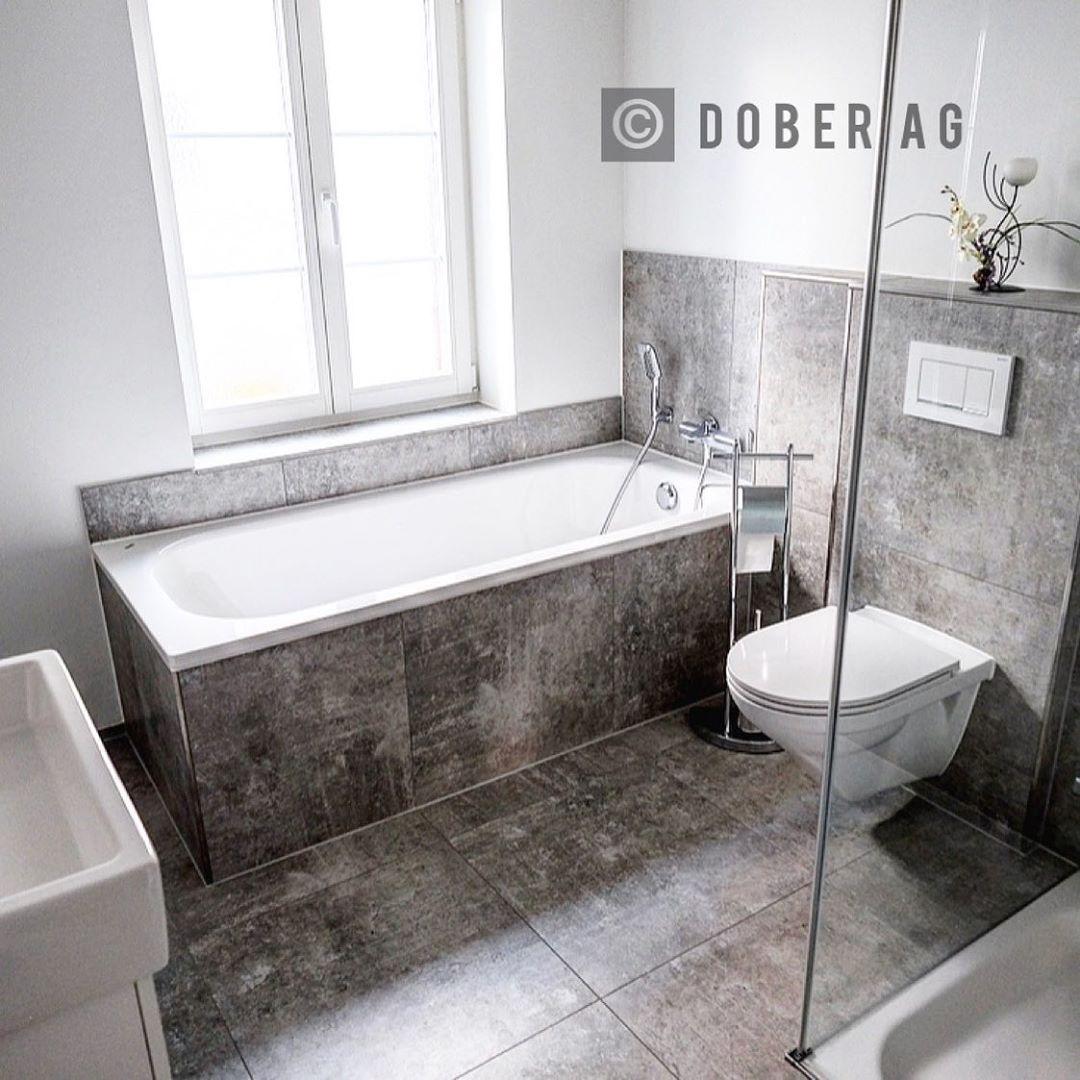 Installed By Dober Ag Badezimmer Bathroom Badezimmer Geberit Doberag Sanitar Sanitaranlagen Sanitary Sanitarinstallateu Bathroom Installation Bathtub