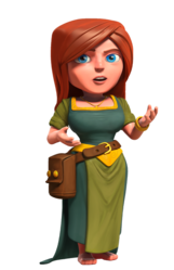 Villager Clash Of Clans Attacks Supercell Clash Of Clans Clash Of Clans Game