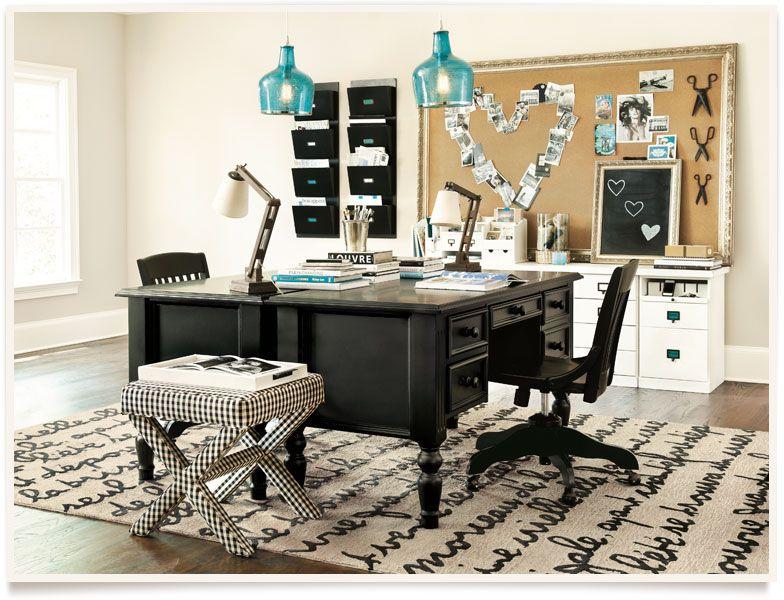 Beau [get The Look: Addie Home Office] I Ballarddesigns.com