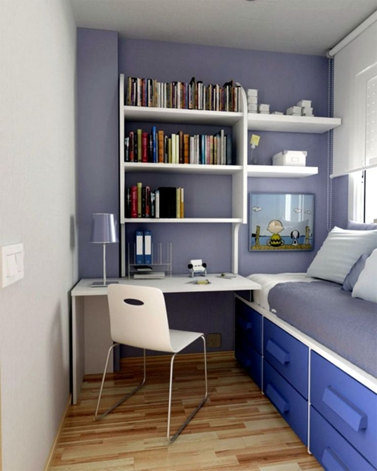 35 Unbelievable Very Small Room Ideas That Cozy and ...