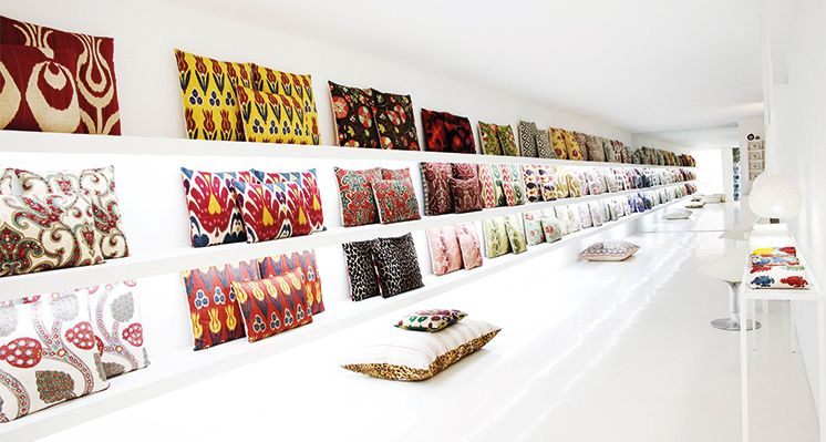 Up to 50% off selected Yastik by Rifat Ozbek cushions http://www.urbanwalkabout.com/london/blog/post/2628