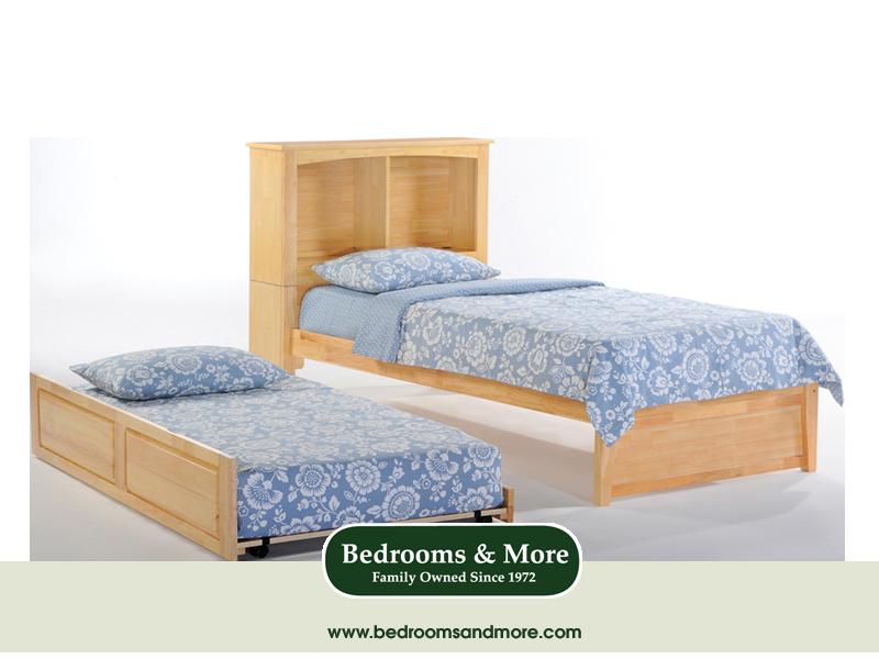 Cinnamon Trundle Bed Bedrooms More Seattle Best Bunks In Seattle Solid Wood Bedroom Furniture Trundle Bed Wood Bedroom Furniture